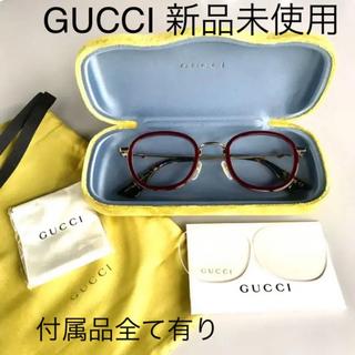 Gucci - 新品 GUCCI GG0111O 005 グッチ メガネ 伊達メガネ 眼鏡