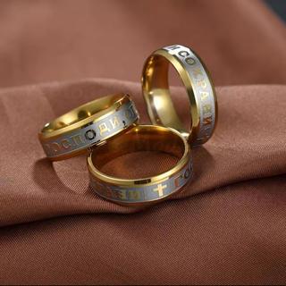 ファッションリング ゴールド&シルバー(リング(指輪))