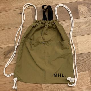 マーガレットハウエル(MARGARET HOWELL)のむぎ様専用MHL バックパック(バッグパック/リュック)