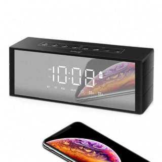 ZealSound Bluetoothスピーカー 時計スピーカー ブルートゥース