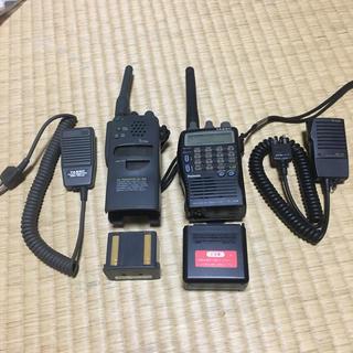 八重洲 FT-729 ICOM IC-P3 セット 中古ジャンク(アマチュア無線)