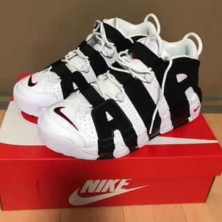 NIKE AIR MORE UPTEMPO モアテン 27.5センチ