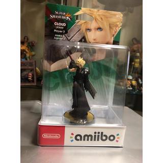 ニンテンドースイッチ(Nintendo Switch)のamiibo クラウド2Pファイター(ゲームキャラクター)
