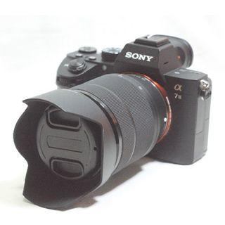 ソニー(SONY)のSONYα7Ⅲ+標準ズーム+単焦点レンズ+おまけ(ミラーレス一眼)