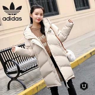 アディダス(adidas)のadidas女性ダンコート(ダウンコート)