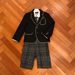 【ミッシェル アルフレッド】男児用 スーツ 120(ドレス/フォーマル)