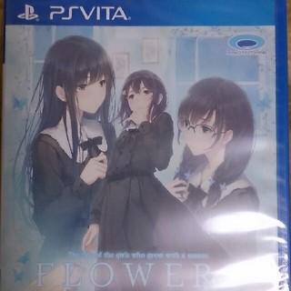 プレイステーションヴィータ(PlayStation Vita)のPSVITA FLOWERS 冬篇(携帯用ゲームソフト)