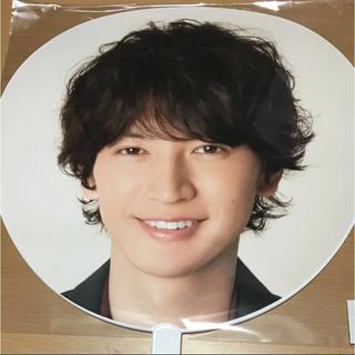 カンジャニエイト(関ジャニ∞)の大倉忠義 台湾 団扇(アイドルグッズ)