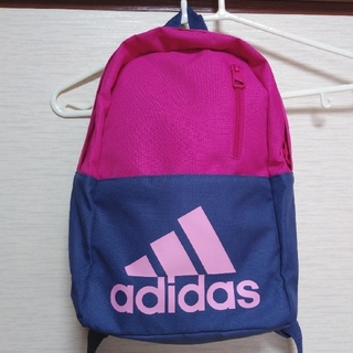 アディダス(adidas)の【美品】キッズアディダスリュック(リュックサック)