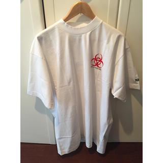 バレンシアガ(Balenciaga)のvetements ヴェトモン バイオハザード  Tシャツ S(Tシャツ/カットソー(半袖/袖なし))