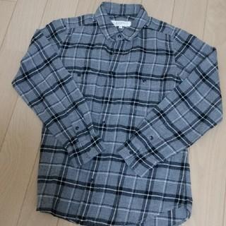 ビューティアンドユースユナイテッドアローズ(BEAUTY&YOUTH UNITED ARROWS)の長袖シャツ ネルシャツ S(シャツ)