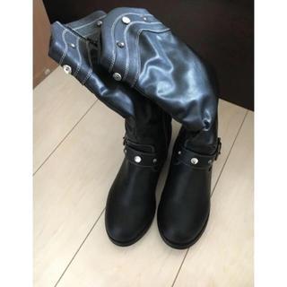 22cm(ブーツ)