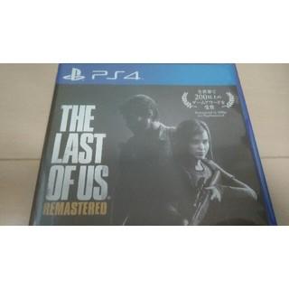 プレイステーション4(PlayStation4)のPS4 ラスト オブ アス (家庭用ゲームソフト)