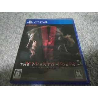 プレイステーション4(PlayStation4)のPS4 メタルギアV (家庭用ゲームソフト)