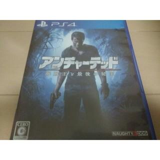 プレイステーション4(PlayStation4)のPS4 アンチャーテッド (家庭用ゲームソフト)