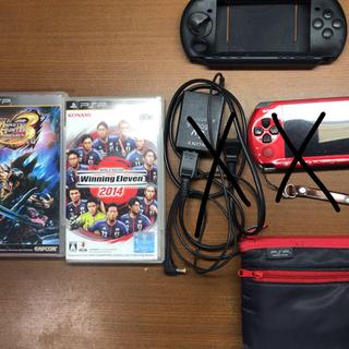プレイステーションポータブル(PlayStation Portable)のPSPセット  (携帯用ゲーム本体)