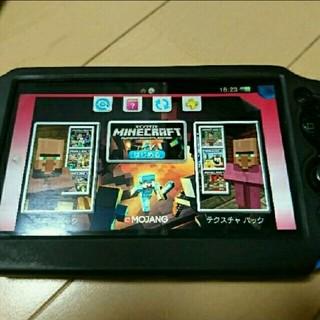 プレイステーションヴィータ(PlayStation Vita)のPS vitaソフト付き(携帯用ゲームソフト)