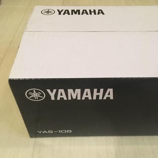 ヤマハ - yas108 フロントサラウンドシステム ブラック