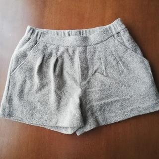 ダブルスタンダードクロージング(DOUBLE STANDARD CLOTHING)の初売価格! 未使用 ダブルスタンダード ショートパンツ(ショートパンツ)