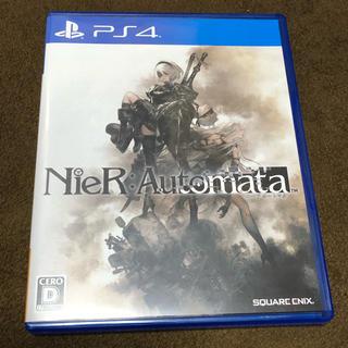 プレイステーション4(PlayStation4)の ニーア オートマタ - PS4(家庭用ゲームソフト)