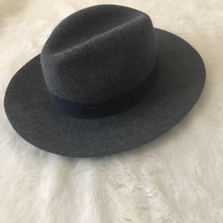 Maison Michel - MAISON MICHEL ドゥロワー購入メゾン・ミッシェル ハット未使用帽子
