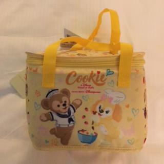 ダッフィー(ダッフィー)の香港ディズニー クッキー 保冷バッグ(キャラクターグッズ)