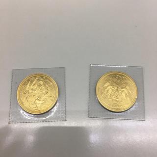 御在位 10万円金貨(貨幣)