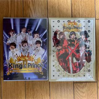 Johnny's - King & Prince ブルーレイ 通常盤