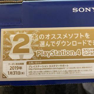 プレイステーション4(PlayStation4)のPS4 バンドルクーポン(家庭用ゲームソフト)