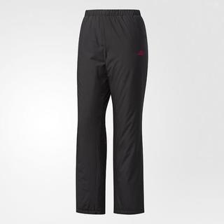 アディダス(adidas)のアディダス 中綿入りウィンドパンツ 黒OT 定価9709円 CY6746(その他)