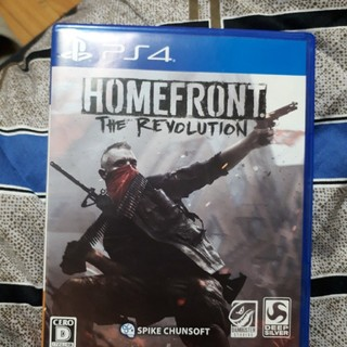 ps4 HOMEFRONT (家庭用ゲームソフト)