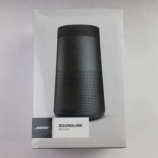 BOSE - 新品Bose SoundLink Revolve Bluetooth スピーカー