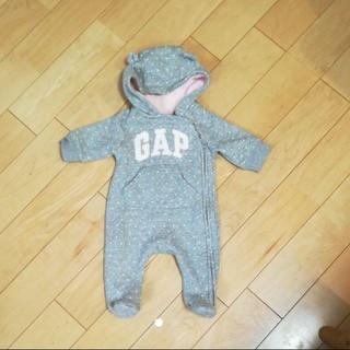 babyGAP - くまみみカバーオール