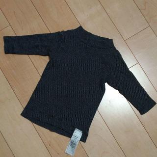 ムジルシリョウヒン(MUJI (無印良品))の無印良品 ヒートテックシャツ ぬくもり 80 ハイネック(肌着/下着)