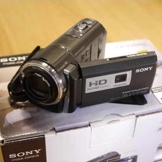 SONY プロジェクター機能付きビデオカメラ 長期保証あり(ビデオカメラ)