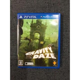 プレイステーションヴィータ(PlayStation Vita)のPSVITA グラビティデイズ(携帯用ゲームソフト)
