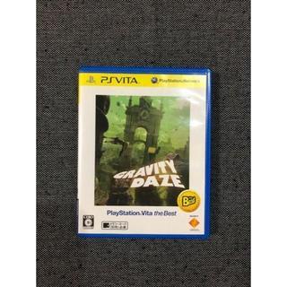 プレイステーションヴィータ(PlayStation Vita)のPSVITA グラビティデイズ ③(携帯用ゲームソフト)