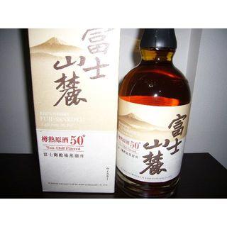 キリン(キリン)の【5%OFFクーポン利用可】キリン富士山麓 樽熟原酒50度 700ml  1本 (ウイスキー)