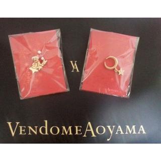 ヴァンドームアオヤマ(Vendome Aoyama)の【2個set】Vendome Aoyama ノベルティバッジ(その他)