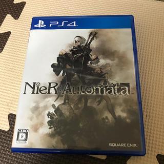 プレイステーション4(PlayStation4)のニーア オートマタ(家庭用ゲームソフト)
