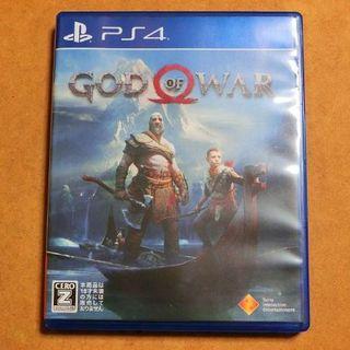 PS4 ゴッドオブウォー(家庭用ゲームソフト)