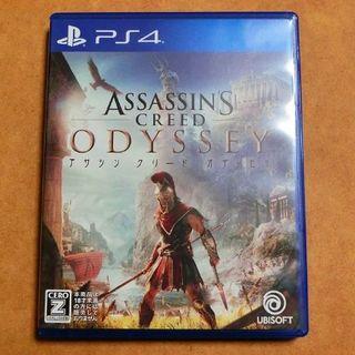 PS4 アサシンクリード オデッセイ(家庭用ゲームソフト)