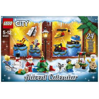 Lego - レゴシティ LEGO 2018 アドベントカレンダー