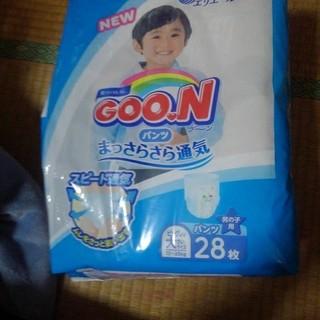 GooNパンツビック大きいサイズ(ベビー紙おむつ)