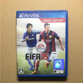 プレイステーションヴィータ(PlayStation Vita)のFIFA15 PSvita版(家庭用ゲームソフト)