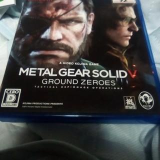 プレイステーション4(PlayStation4)のメタルギアソリッド PS4(家庭用ゲームソフト)