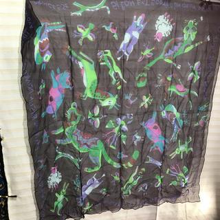 トクコプルミエヴォル(TOKUKO 1er VOL)の新品 TOKUKO トクコ スカーフ 正規品(バンダナ/スカーフ)