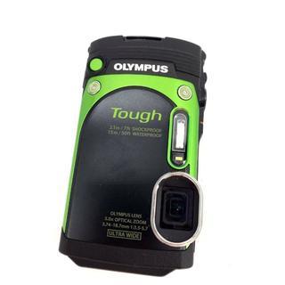 オリンパス(OLYMPUS)の超お買い得品!! 防水OLYMPUS STYLUS TG-870 Tough(コンパクトデジタルカメラ)