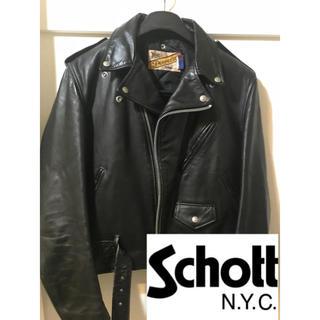 ショット(schott)のschott レザージャケット(レザージャケット)