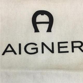 アイグナー(AIGNER)のAIGNER  アイグナー  保存袋(ショップ袋)